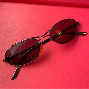 GUCCI GG1617 Sunglasses 53-18 Gunmetal
